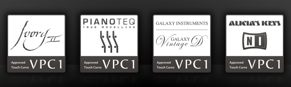 VPC1 Approved Touch Curves